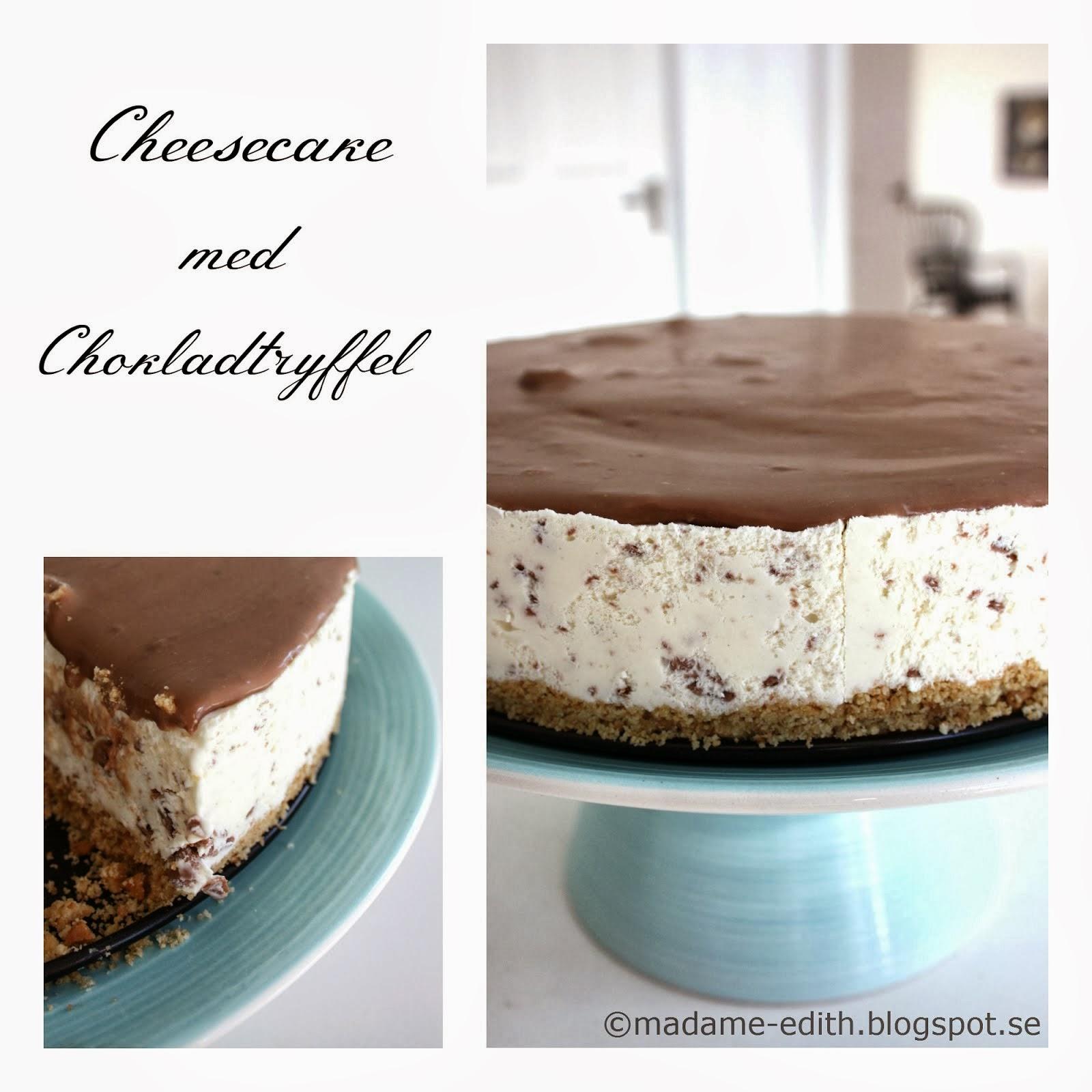 Cheesecake - Choklad