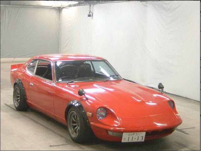 1974 Nissan Fairlady Z 3.1 Liter