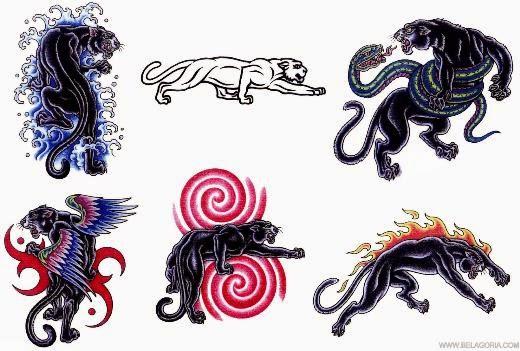 Los mejores Tatuajes de animales y explicamos su simbolismo