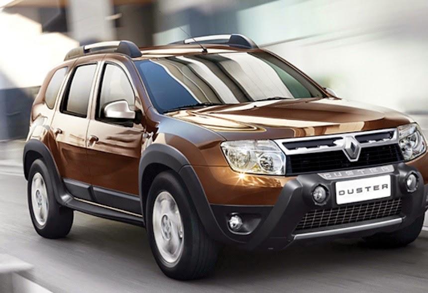 Novo Renault Duster 2014 2015 preço
