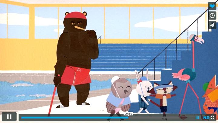 L'ours qui n'avait jamais fait de bêtise de Charlotte Cambon