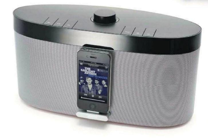 Gear4 AirZone Series 1 Airplay Speaker-iPhone « Murat Eroskay