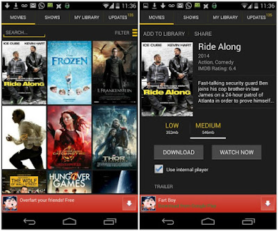 Show Box apk for Android