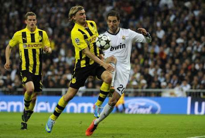 Video Hasil Liga Champion Real Madrid 2 – 0 Borussia Dortmund [3-4]