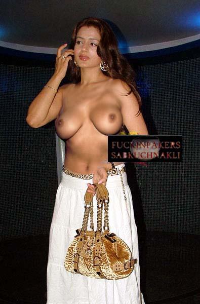 Sorry, that Amisha breast patel where logic?