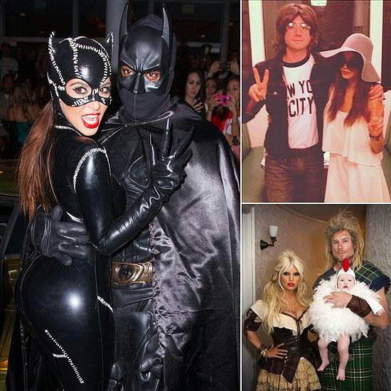 Halloween Costumes 2014 party creative ideas For Couples kids ...