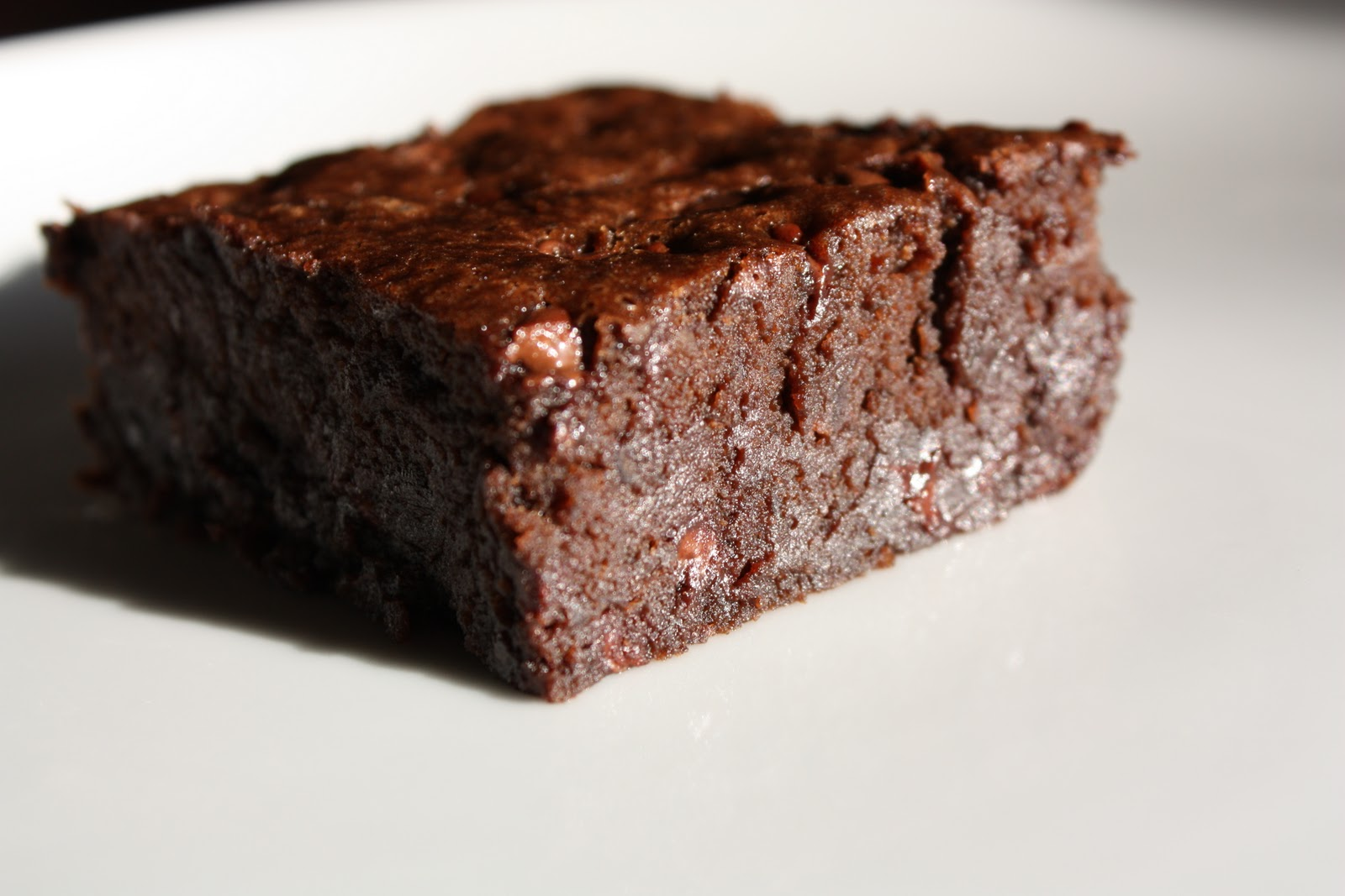 Black Bean Brownies - Homemade Toast