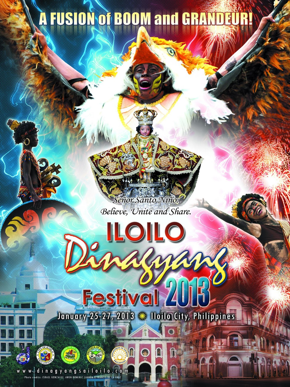 Miss Iloilo Dinagyang 2013 Formally Launched | RaMzKiE Productions