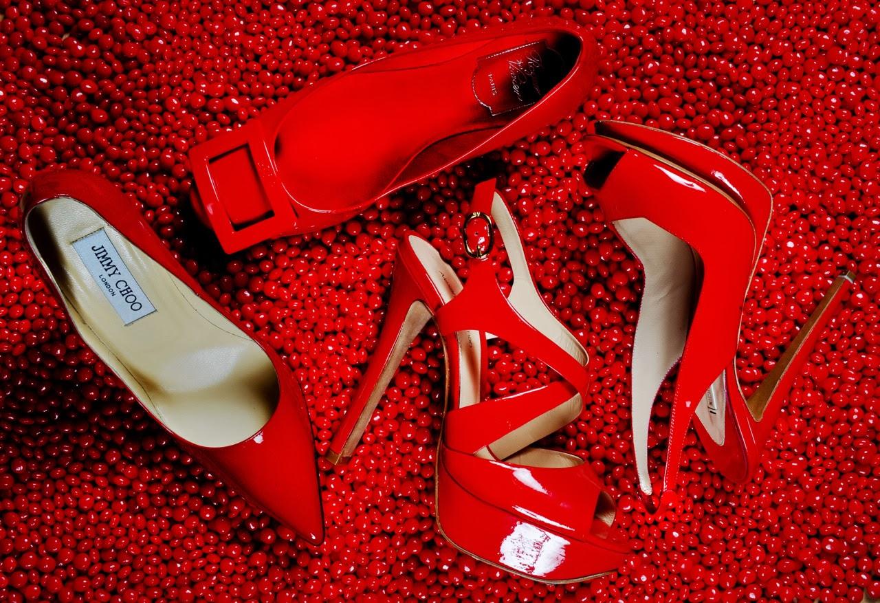 Fantasticos Zapatos de Fiesta