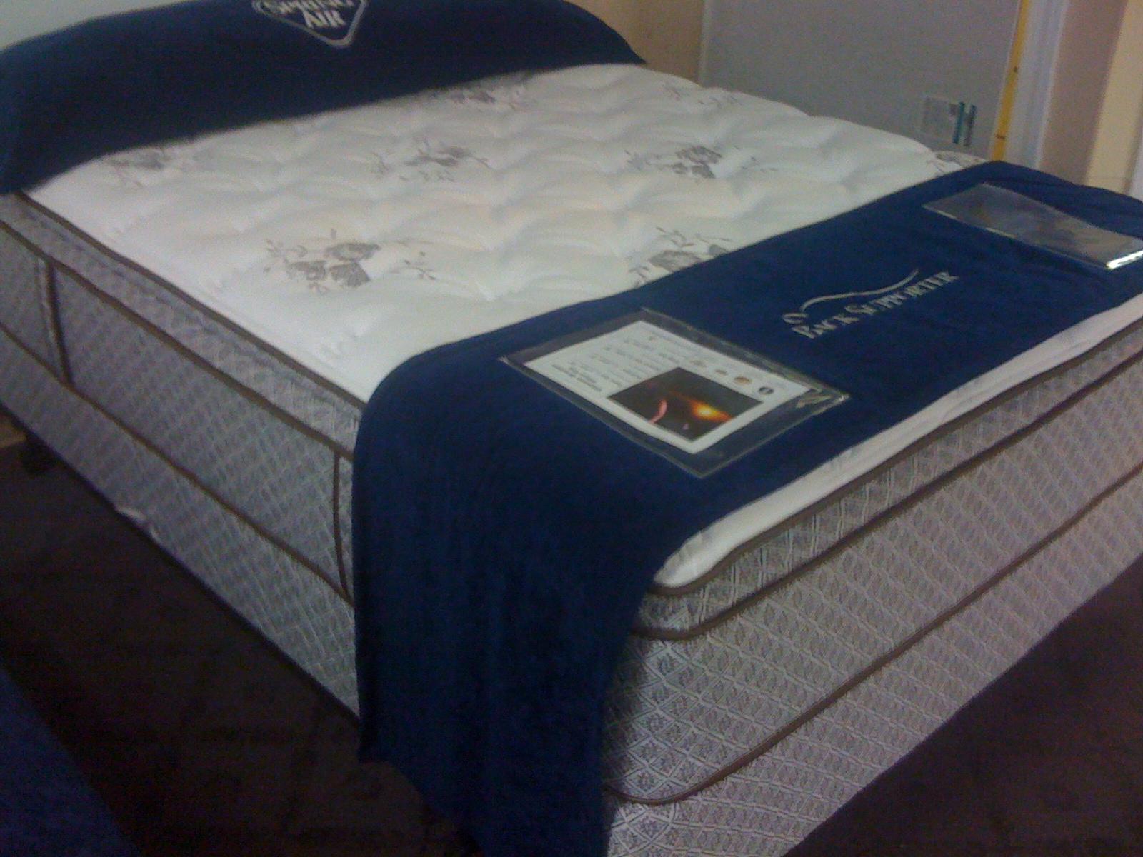 Mattress Man line Worcester Premium mattress sets at