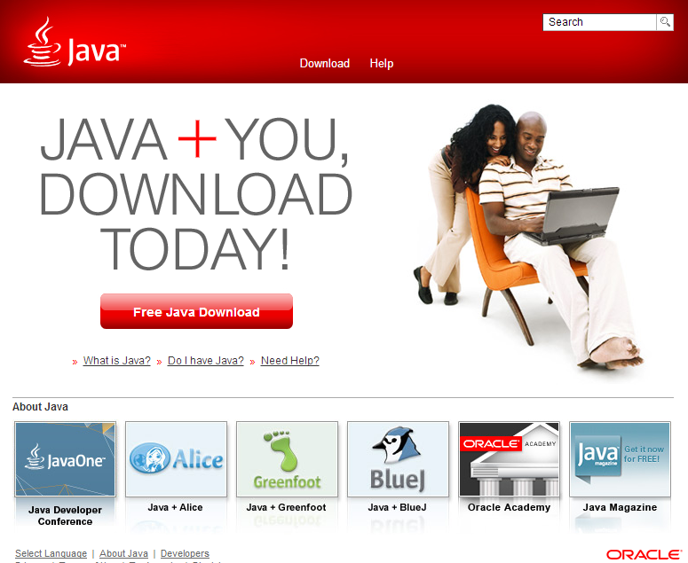latest java update