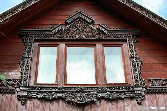 наличники резные деревянные фото