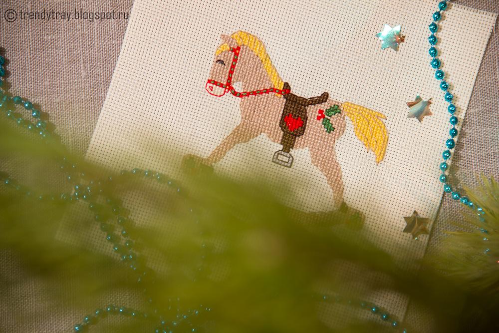 Лошадь - символ 2014 года