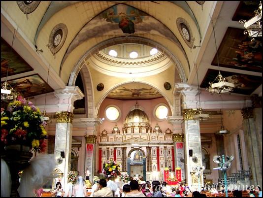 Binondo church wedding
