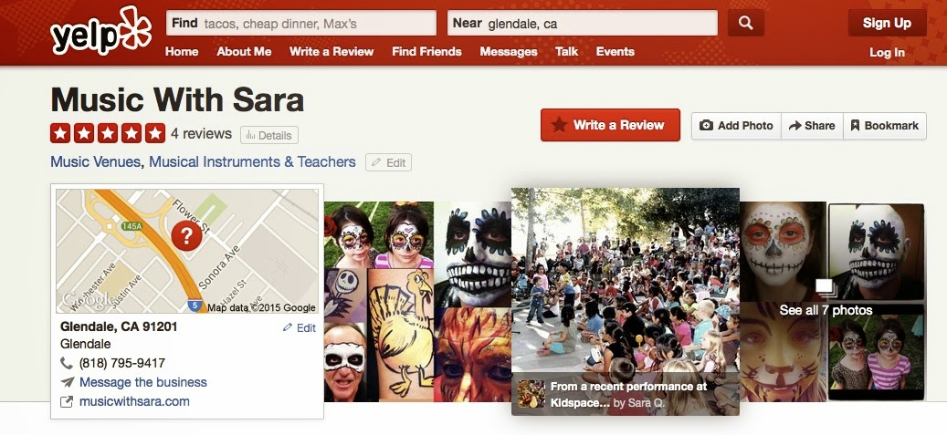 Check out what people say on YELP!
