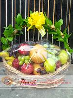parcel buah exclusive, parcel buah bagus & mewah, jual parcel buah, parcel buah ucapan semoga lekas sembuh, bunga ucapan untuk orang sakit, toko bunga di jakarta