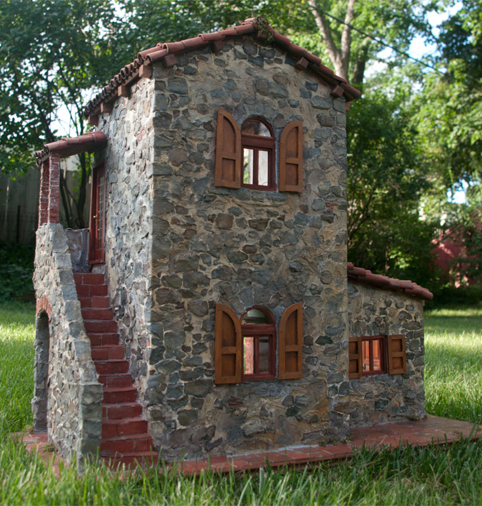 True2scale August 2011 Dollhouse Miniatures Printables
