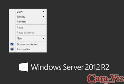 Cara Merubah Windows Server 2012 Menjadi Dekstop Windows 8