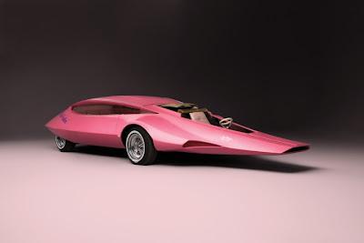 el carro de la pantera rosa en subasta 2011