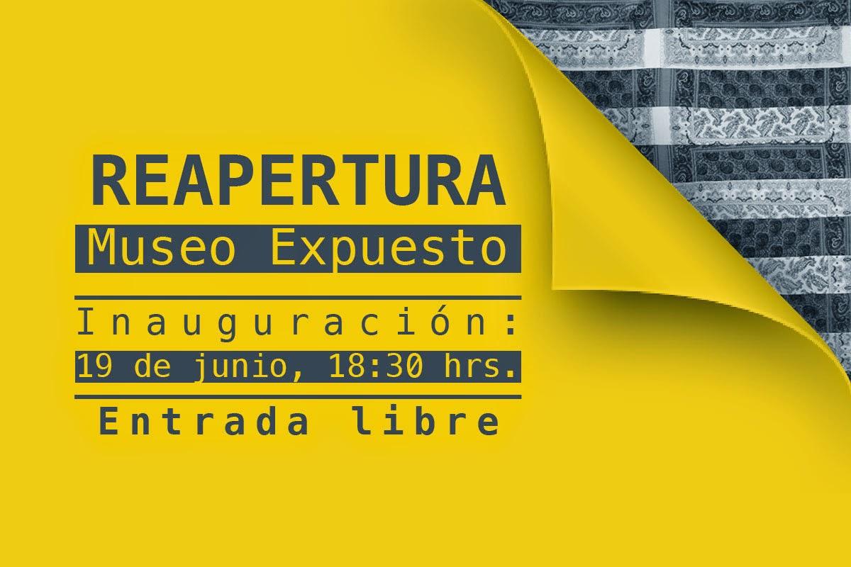 Reapertura del Museo Expuesto en el CCU Tlatelolco