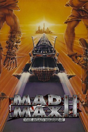 Poster Mad Max 2 1981