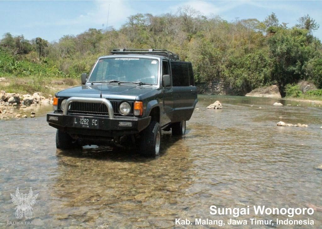 Salika Travel : Wisata Pantai - Sungai Wonogoro