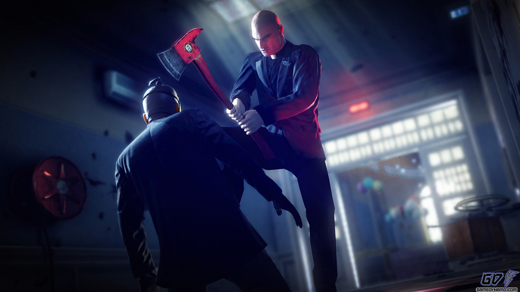 hitman absolution crack only fix