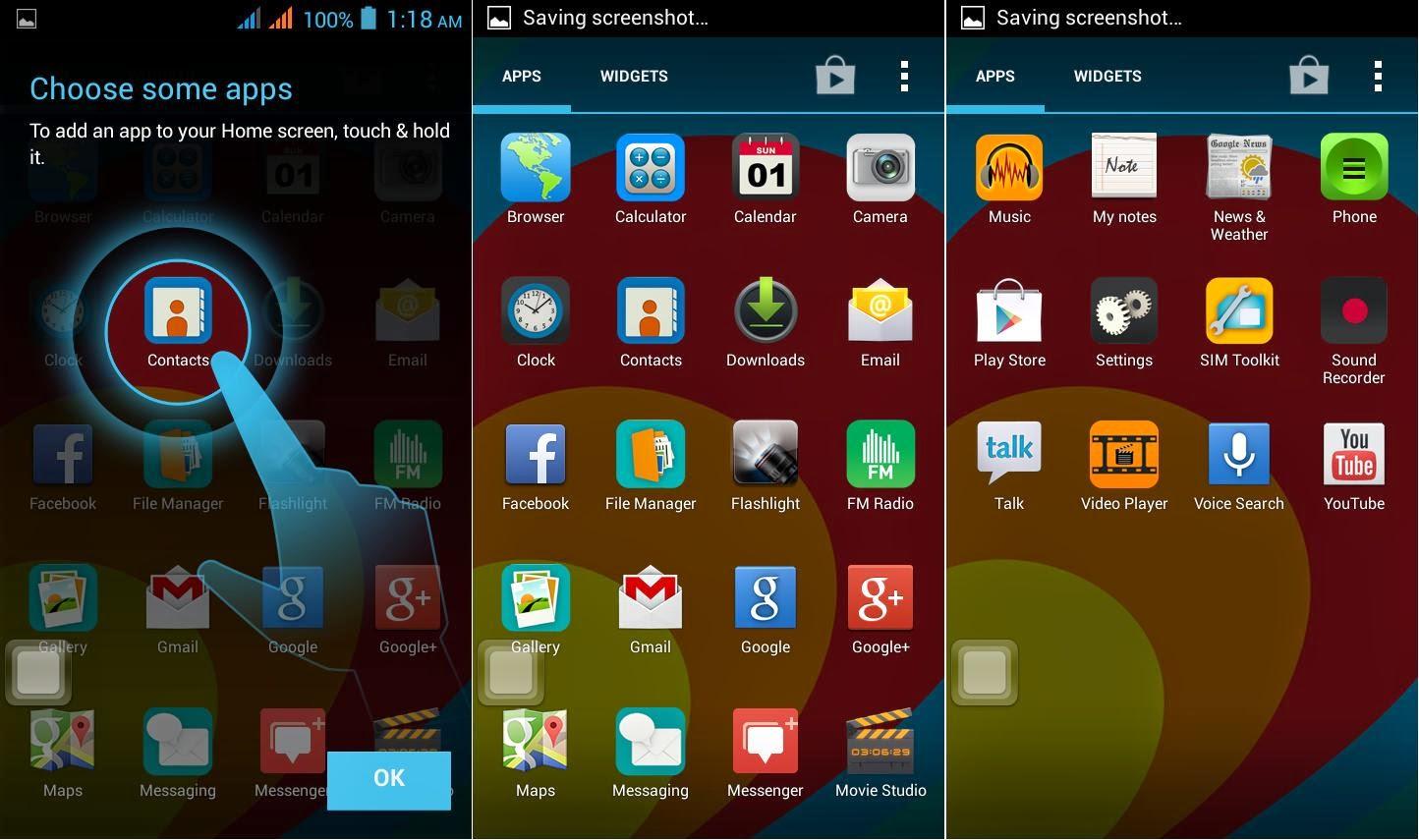 O Plus USA Fab GO Review: Big Move Default Apps
