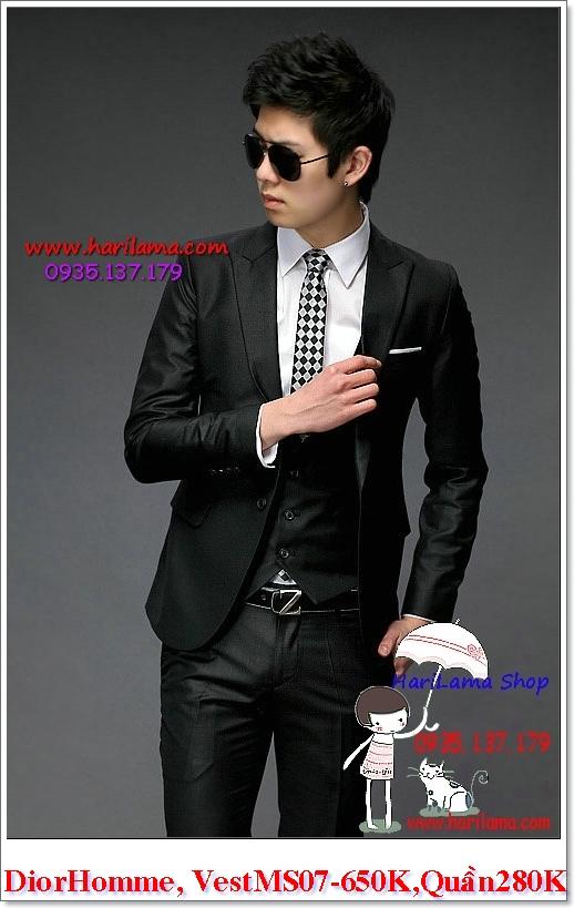 MS07 10 Ba loại áo vest nam rất được yêu thích