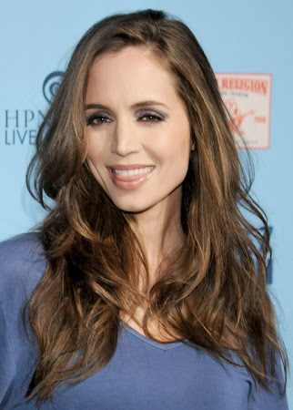 Eliza Dushku Follows Geno's World On Twitter