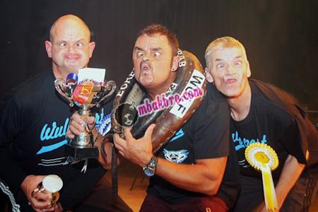 gurning championship