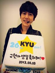 My Cho Kyuhyun