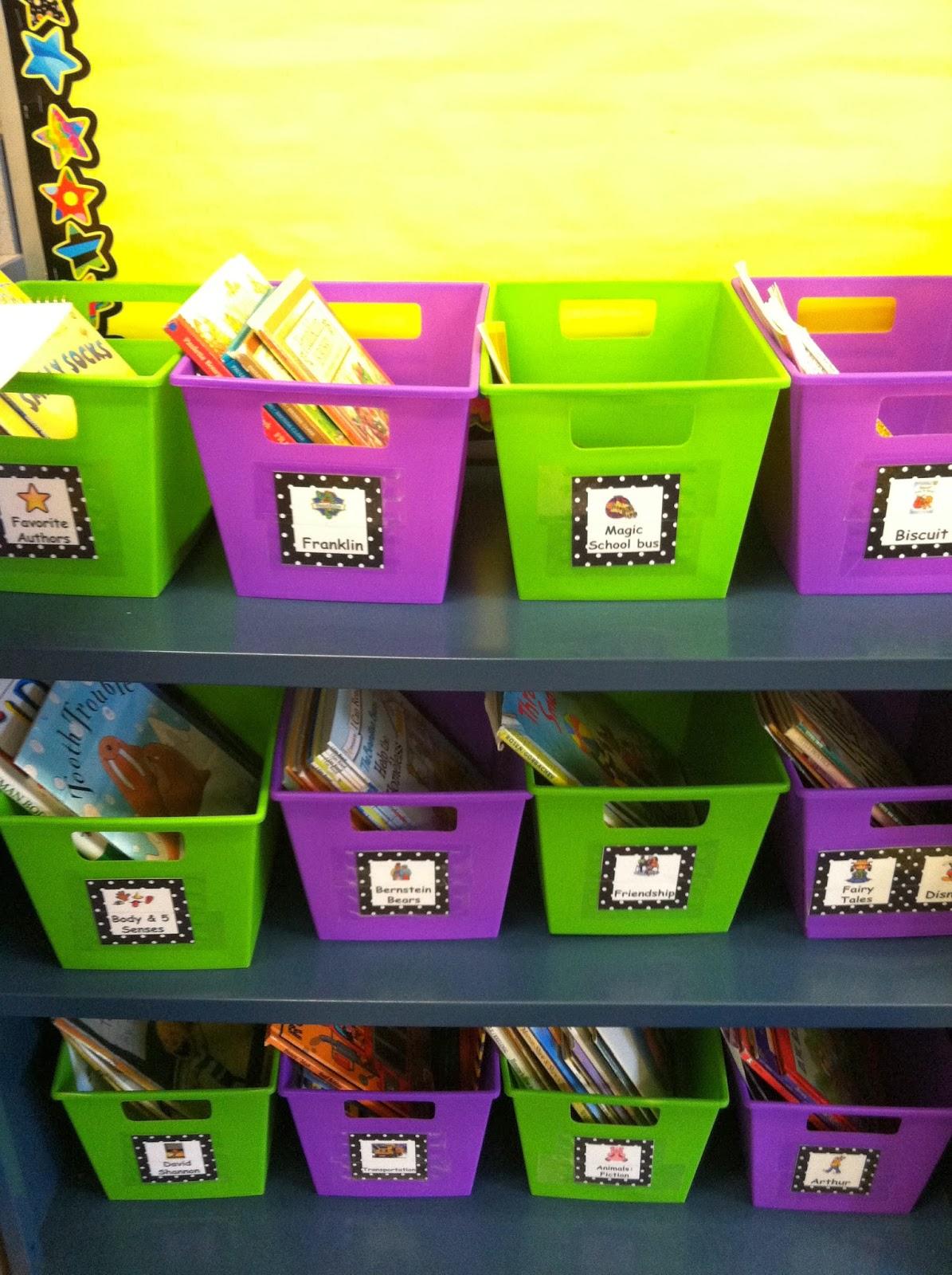 Classroom Organization Ideas First Grade ~ Mrs wheeler s first grade tidbits classroom library