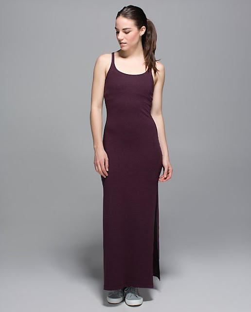 lululemon refresh-maxi-dress bordeaux