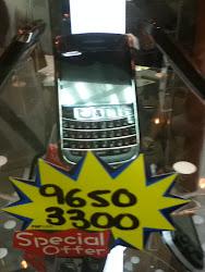 BLACKBERRY 9650 - BOLD 2