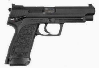 Heckler & Koch 9mm pistol