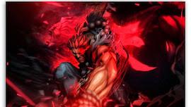 SFVN, Giới thiệu nhân vật Akuma trong Street Fighter