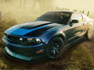 Mustang Drift Oyunu