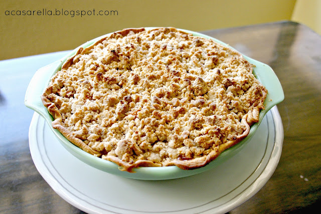 Cranberry Apple Pie Recipe…