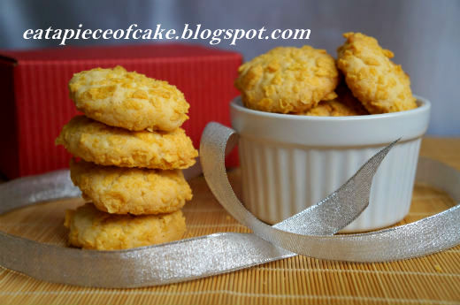Chinese new year cereal cookie recipe