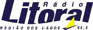ouvir a Rádio Litoral FM 94,5 ao vivo e online Cabo Frio