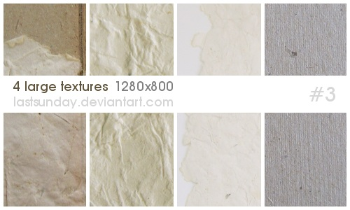 4 texturas papel arrugado