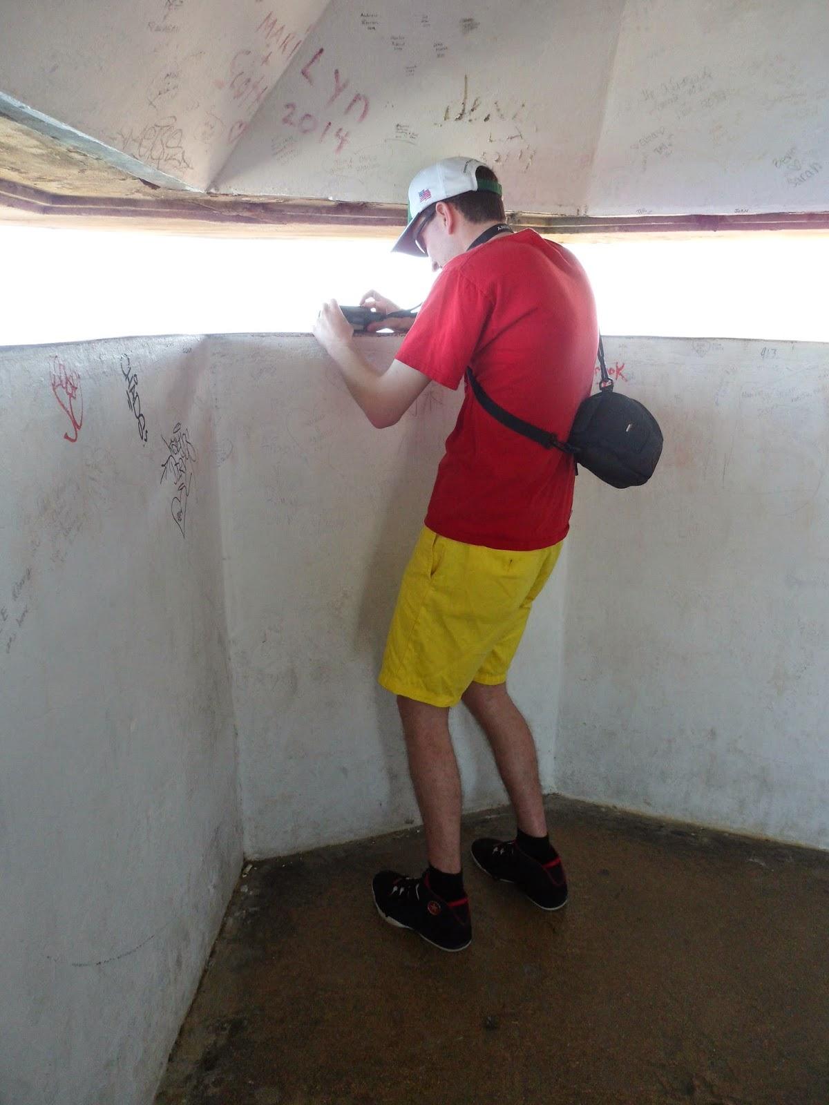 Fort San Cristobal, Old San Juan, Puerto Rico, history, WWII