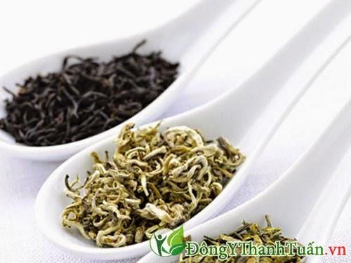 Mẹo chữa đau sâu răng bằng trà đen