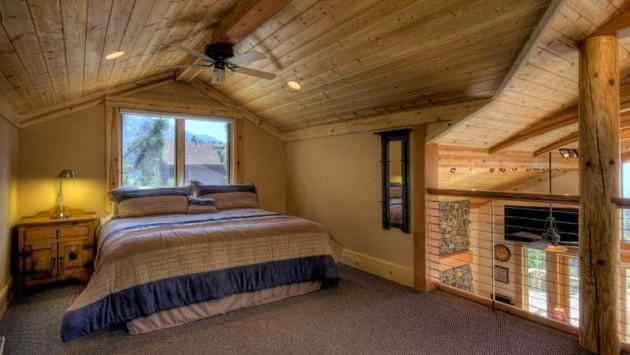 Ideas de dise o de dormitorios para espacios peque os loft buhardilla decorar tu habitaci n - Disenos de dormitorios pequenos ...