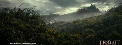 Image de couverture facebook film the hobbit
