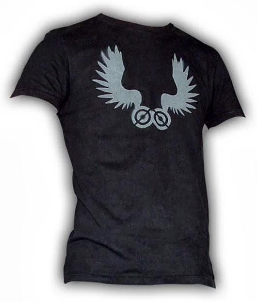 Custom T-Shirt Stencil Design