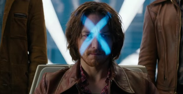 xmen days of future past, james mcavoy