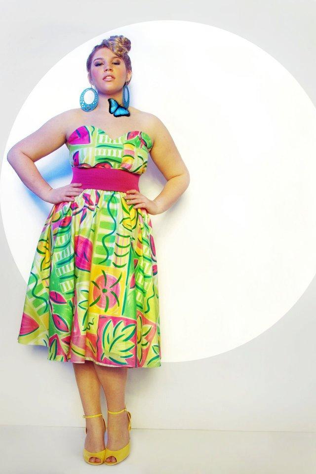 JIBRI, plus size designer, plus size fashion