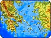 ΓΕΩΜΟΡΦΟΛΟΓΙΚΟΣ ΧΑΡΤΗΣ ΕΛΛΑΔΑΣ